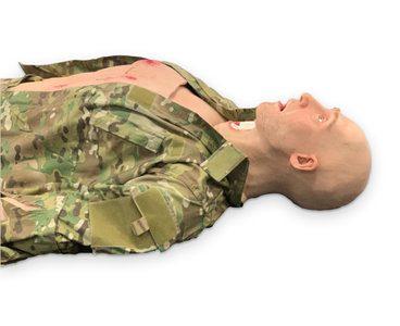 ADAM-X - adult patient simulator