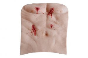 product - task trainer - trauma chest