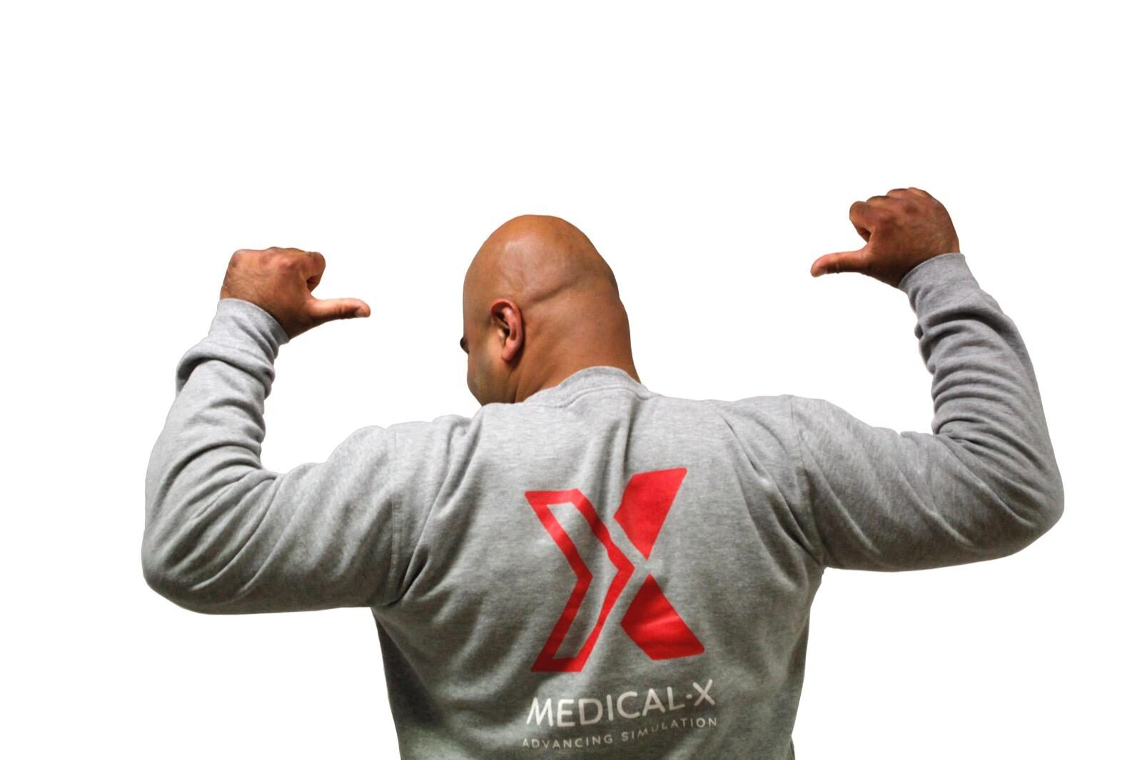 Proud to be part of Medical-x
